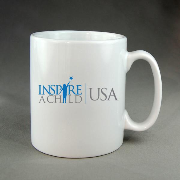 Inspire A Child USA Coffee Mug