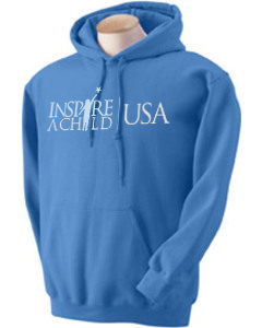 Isnpire A Child USA Blue Hoodie