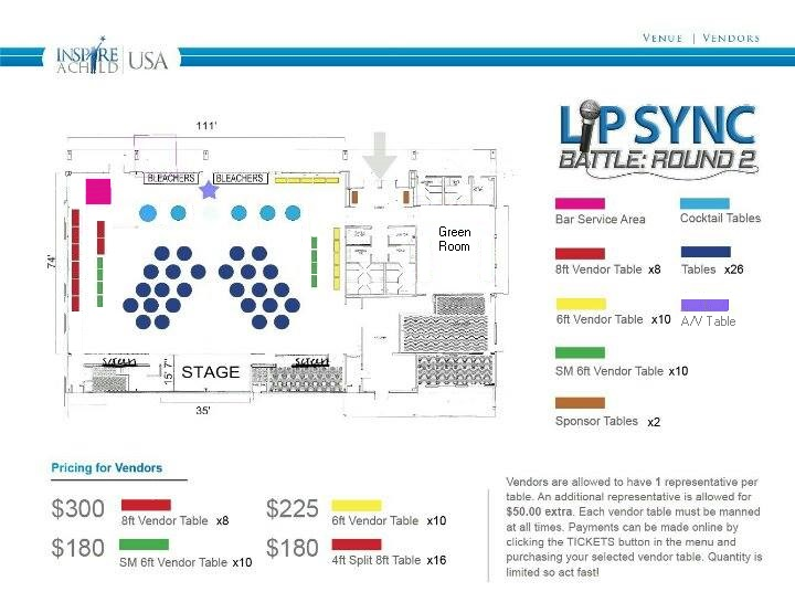 Inspire A Child USA Lip Sync Battle Vendor Layout_3